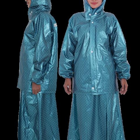Jas Hujan Plevia - Hujan Lebih Berwarna dengan Plevia Rainwear